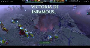 infamous gaming | Fuente: Facebook Infamous Gaming