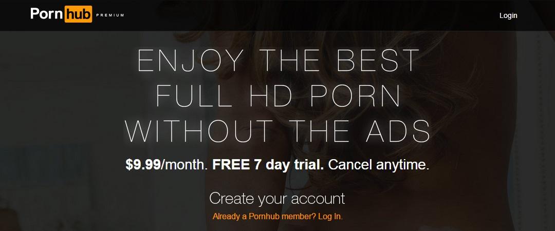 Pornhub lanza versión premium al estilo Netflix